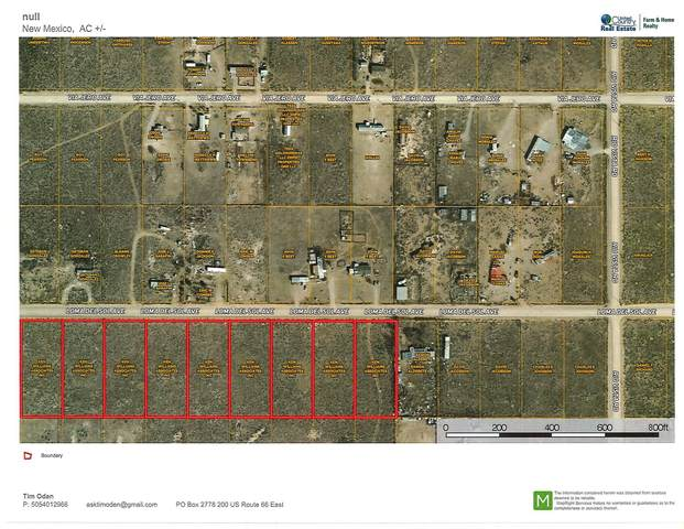 Loma Del Sol, McIntosh, NM 87032 (MLS #988672) :: Keller Williams Realty