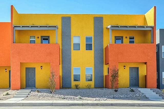 1540 Domino Drive SE, Albuquerque, NM 87123 (MLS #988708) :: Keller Williams Realty