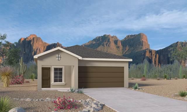 4844 Blackburn Road NE, Rio Rancho, NM 87144 (MLS #988716) :: Keller Williams Realty