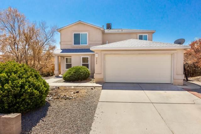 5200 River Ridge Avenue NW, Albuquerque, NM 87114 (MLS #988758) :: Keller Williams Realty