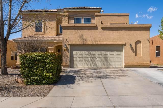 1517 Via Verane Drive SE, Rio Rancho, NM 87124 (MLS #988769) :: Keller Williams Realty