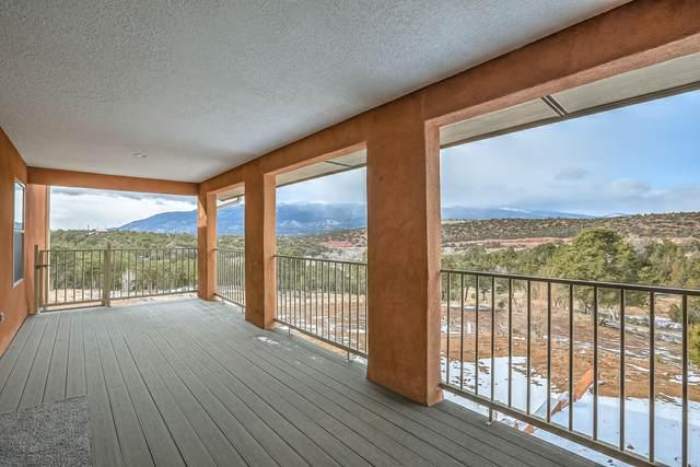 5 Ardilla Road, Tijeras, NM 87059 (MLS #988773) :: The Buchman Group
