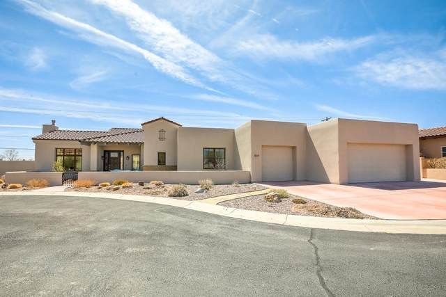 804 Vista Faisan Trail NW, Albuquerque, NM 87107 (MLS #988776) :: Keller Williams Realty