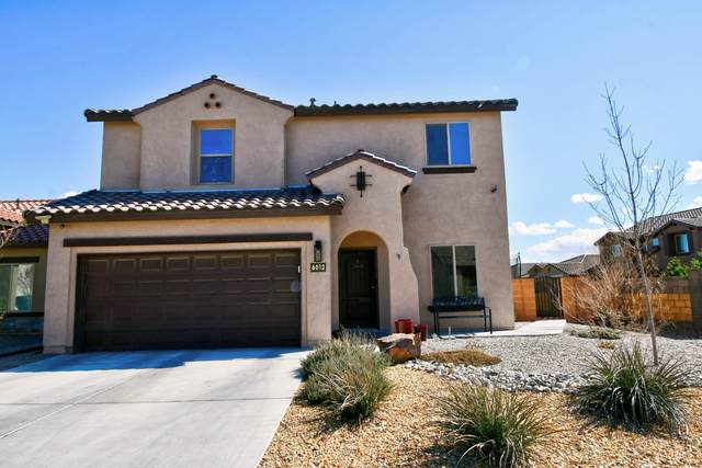 6012 Jagged Peak Road NW, Albuquerque, NM 87114 (MLS #988779) :: Keller Williams Realty