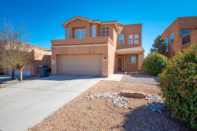 3352 Lockerbie Drive SE, Rio Rancho, NM 87124 (MLS #988787) :: Keller Williams Realty