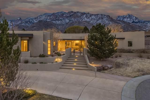8804 Coralita Court NE, Albuquerque, NM 87122 (MLS #988792) :: The Buchman Group