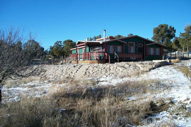 5 Rinconada Trail, Edgewood, NM 87015 (MLS #988793) :: Keller Williams Realty