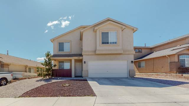 10228 Lone Tree Road SW, Albuquerque, NM 87121 (MLS #988800) :: The Buchman Group
