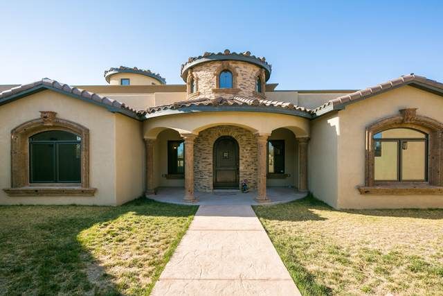802 Ayrshire Court SW, Albuquerque, NM 87105 (MLS #988801) :: Keller Williams Realty