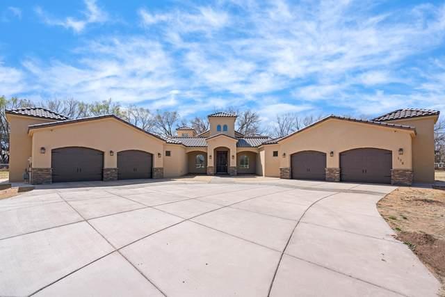 175 Joseph Court, Los Lunas, NM 87031 (MLS #988809) :: Sandi Pressley Team