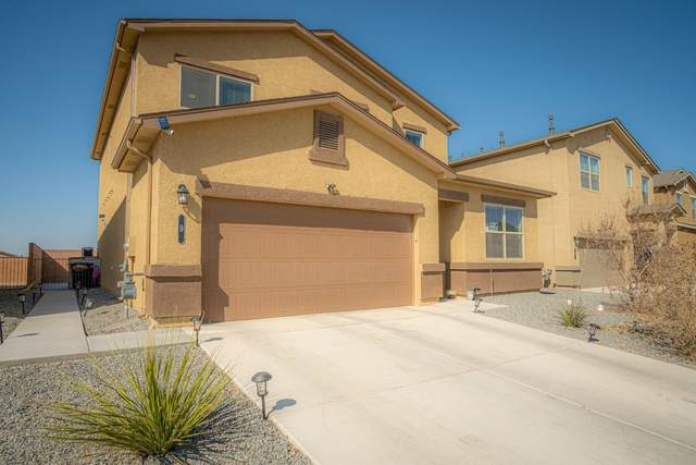 9 Parador Court, Los Lunas, NM 87031 (MLS #988832) :: The Buchman Group
