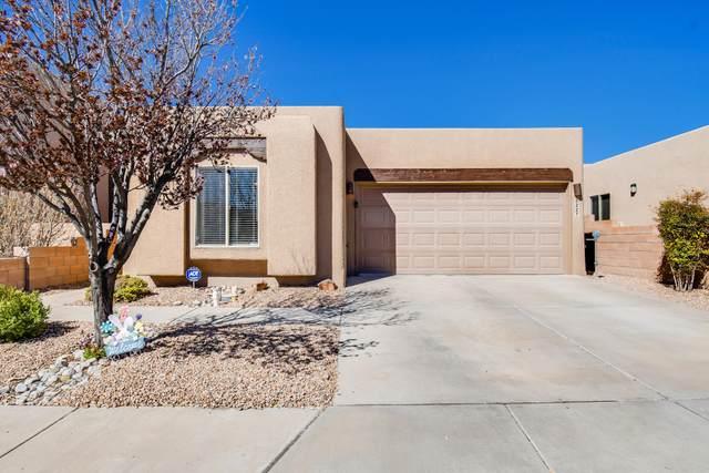 5227 Tierra Amada Street NW, Albuquerque, NM 87120 (MLS #988866) :: Keller Williams Realty