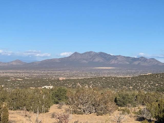 16 Osito Road, Sandia Park, NM 87047 (MLS #988876) :: The Buchman Group
