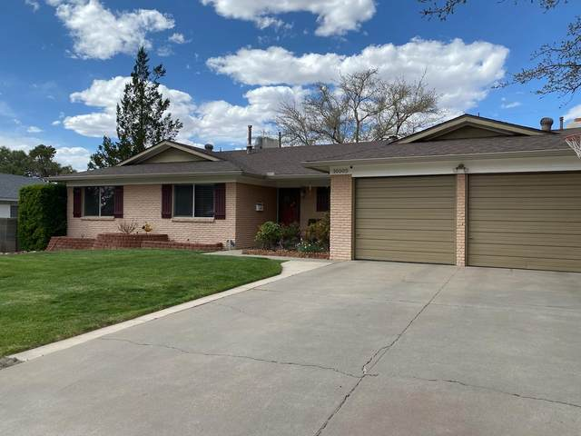 10505 Chapala Place NE, Albuquerque, NM 87111 (MLS #988891) :: Keller Williams Realty