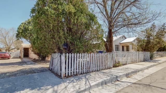 504 Chama Street SE, Albuquerque, NM 87108 (MLS #988892) :: Keller Williams Realty
