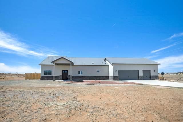 2 Hayward Court, Edgewood, NM 87015 (MLS #988926) :: The Buchman Group