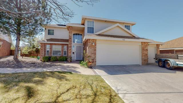7112 Westford Place NW, Albuquerque, NM 87114 (MLS #988959) :: Keller Williams Realty