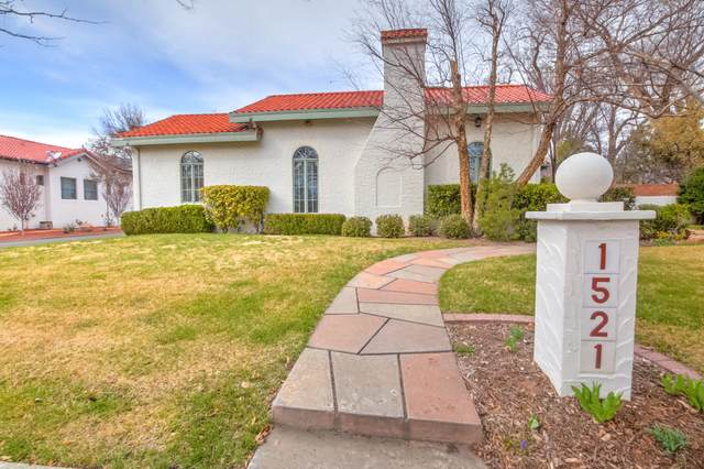 1521 Park Avenue SW, Albuquerque, NM 87104 (MLS #989017) :: Keller Williams Realty