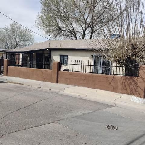 2111 William Street SE, Albuquerque, NM 87102 (MLS #989019) :: Keller Williams Realty