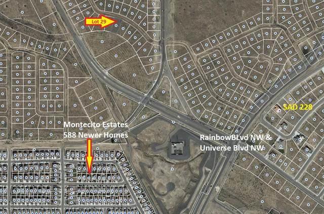 Perezoso Trail NW, Albuquerque, NM 87120 (MLS #989046) :: Keller Williams Realty