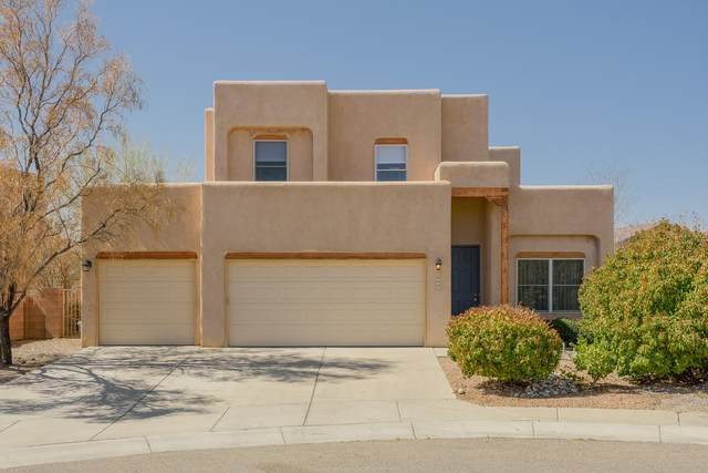 2031 Selway Place NW, Albuquerque, NM 87120 (MLS #989053) :: Keller Williams Realty
