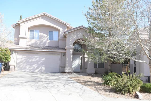 12516 Mountain Ridge Place NE, Albuquerque, NM 87112 (MLS #989056) :: Campbell & Campbell Real Estate Services