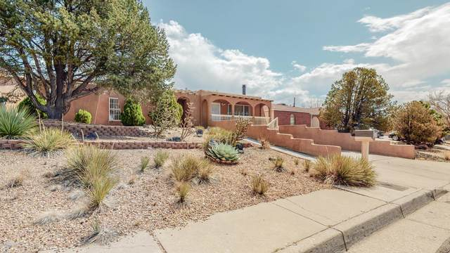 1524 Jewett Drive NE, Albuquerque, NM 87112 (MLS #989062) :: Keller Williams Realty