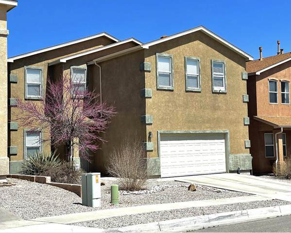 7309 Hearthstone Road NW, Albuquerque, NM 87114 (MLS #989089) :: Campbell & Campbell Real Estate Services
