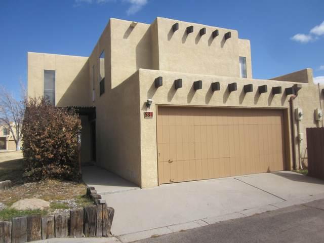 58 Plaza De La Noche NE, Albuquerque, NM 87109 (MLS #989119) :: The Buchman Group