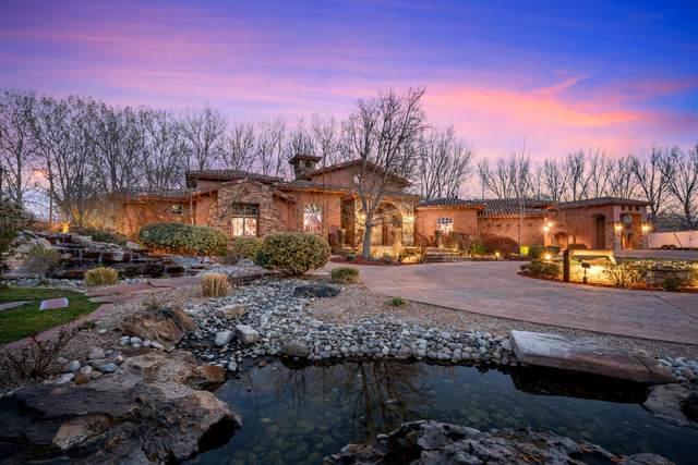 10130 Loretta Drive NW, Albuquerque, NM 87114 (MLS #989122) :: Sandi Pressley Team
