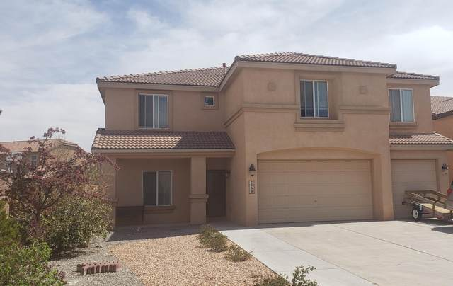 2504 Camino Seville SE, Rio Rancho, NM 87124 (MLS #989144) :: Keller Williams Realty