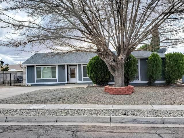 6820 Luella Anne Drive NE, Albuquerque, NM 87109 (MLS #989146) :: Keller Williams Realty