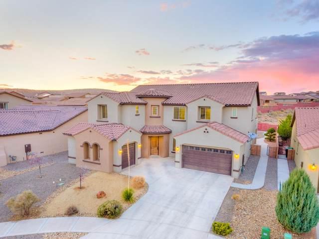 604 Sierra Verde Way NE, Rio Rancho, NM 87124 (MLS #989147) :: Keller Williams Realty