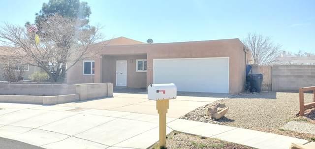 8805 Hawthorne Court NE, Albuquerque, NM 87113 (MLS #989150) :: Keller Williams Realty