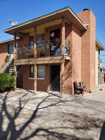 301 Dunes Place SE, Albuquerque, NM 87123 (MLS #989186) :: Campbell & Campbell Real Estate Services