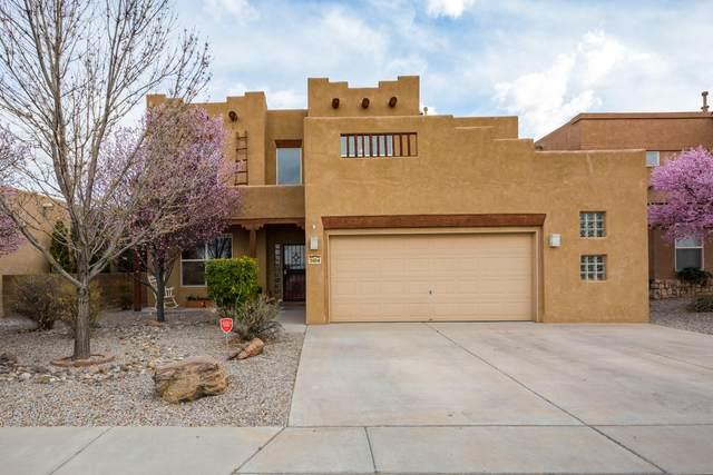 5104 Stone Mountain Road NW, Albuquerque, NM 87114 (MLS #989206) :: Keller Williams Realty