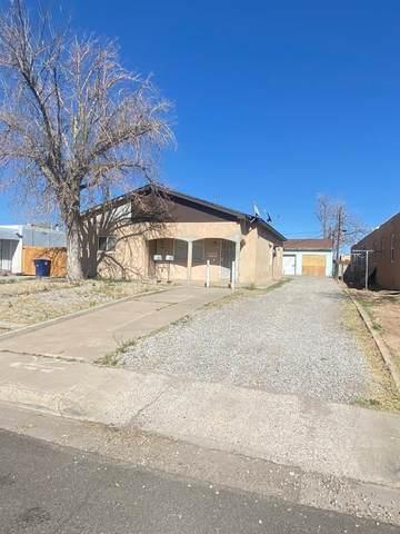 516 Cagua Drive SE, Albuquerque, NM 87108 (MLS #989219) :: Keller Williams Realty