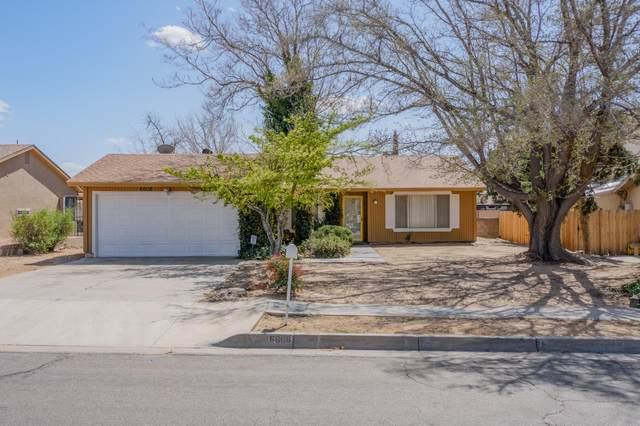 6608 Christy Avenue NE, Albuquerque, NM 87109 (MLS #989222) :: Keller Williams Realty
