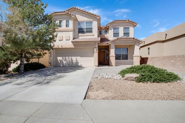 1021 25TH Street SE, Rio Rancho, NM 87124 (MLS #989225) :: Keller Williams Realty