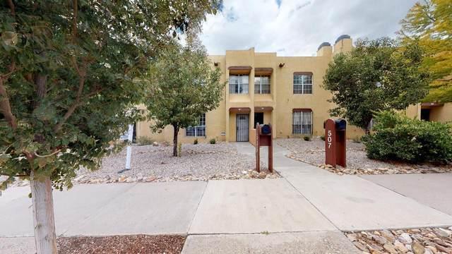 505 Roma Avenue NE, Albuquerque, NM 87102 (MLS #989228) :: Keller Williams Realty
