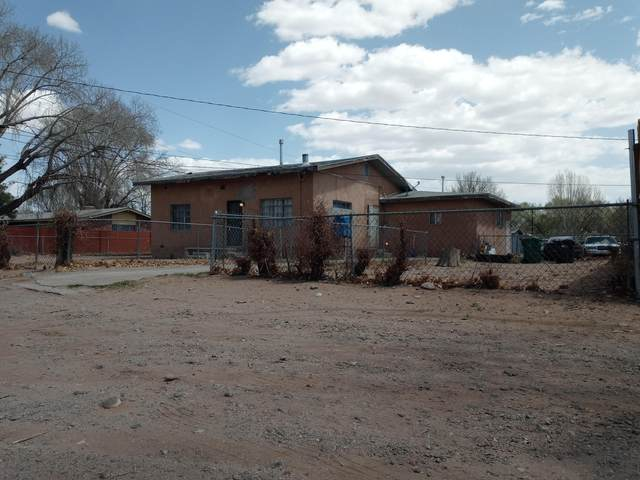 2430 Foothill Road SW, Albuquerque, NM 87105 (MLS #989241) :: The Buchman Group
