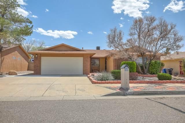 12528 Yorba Linda Drive SE, Albuquerque, NM 87123 (MLS #989244) :: Keller Williams Realty