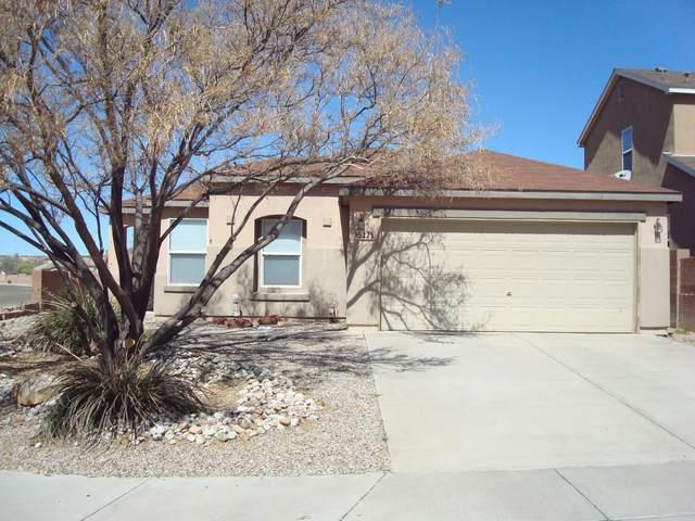 5221 Dexter Court NE, Rio Rancho, NM 87144 (MLS #989252) :: Keller Williams Realty