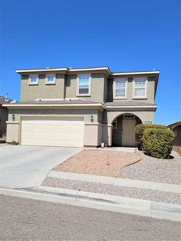 10719 Golinda Road SW, Albuquerque, NM 87121 (MLS #989273) :: Keller Williams Realty