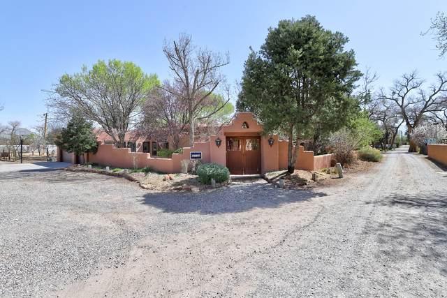 9426 Rio Grande Boulevard NW, Albuquerque, NM 87114 (MLS #989290) :: Keller Williams Realty