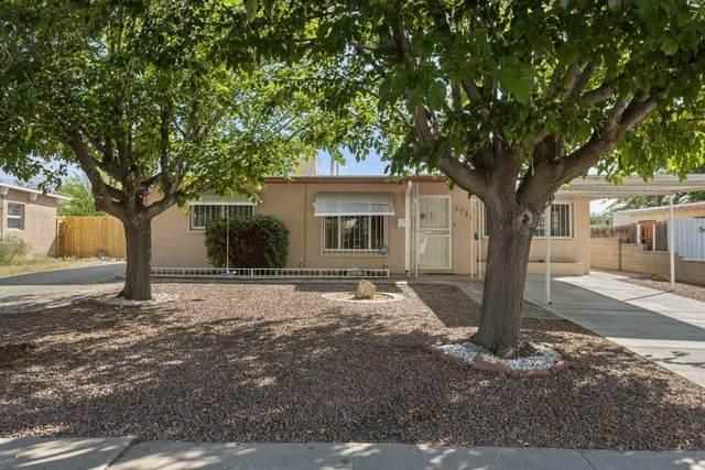 2720 Indiana Street NE, Albuquerque, NM 87110 (MLS #989314) :: Keller Williams Realty