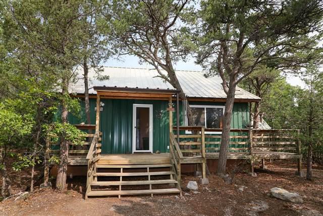 8 La Cresta Circle, Tijeras, NM 87059 (MLS #989325) :: Keller Williams Realty