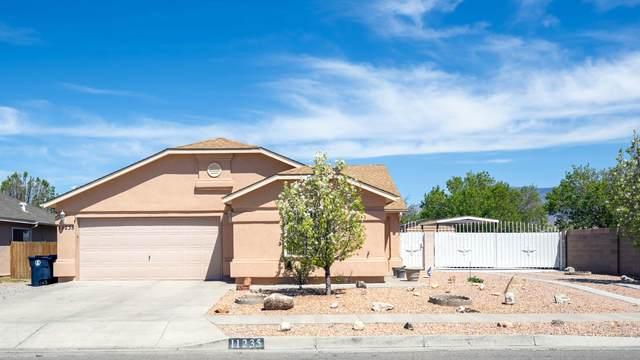 11235 Coconino Road SE, Albuquerque, NM 87123 (MLS #989343) :: Keller Williams Realty
