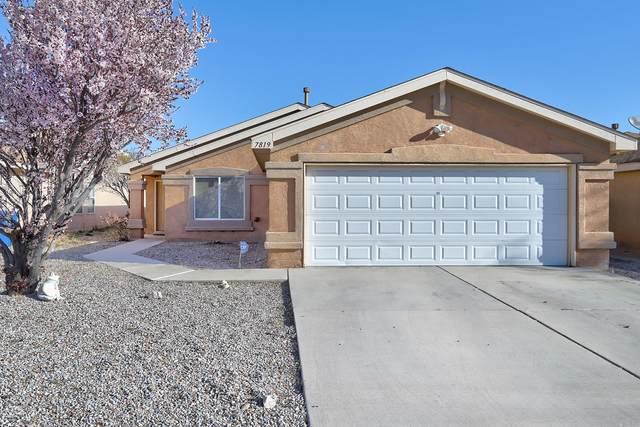 7819 Javelina Road SW, Albuquerque, NM 87121 (MLS #989347) :: Keller Williams Realty