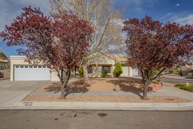 2000 Pinonwood Avenue NW, Albuquerque, NM 87120 (MLS #989350) :: Keller Williams Realty